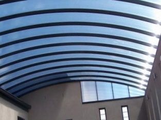 Danpalon Polycarbonate Carport/Shade