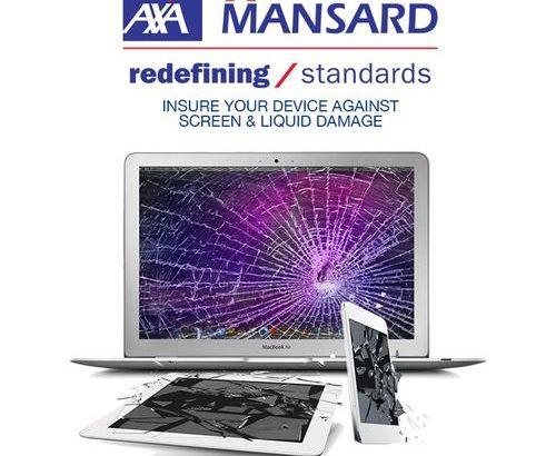 Axa Mansard Screen Protect – Device Insurance