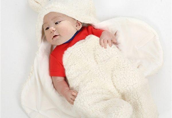Soft Baby Wrap
