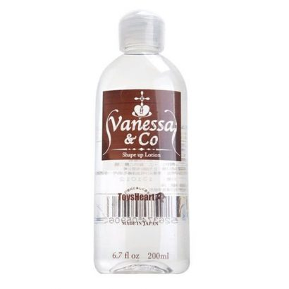 Vanessa Water Soluble Lubricant For Vaginal And Anal Sex – 200ml