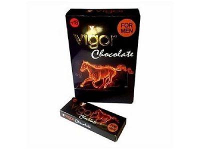 Vigor Sex Chocolate For Men – 12 Libido Boosting Bars Inside