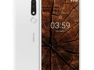 Nokia Nokia 3.1 Plus 6.0'' Android 8.1 Octa Core 2.0GHz 3GB 32GB 13.0MP+5.0MP Fingerprint 3500mAh Ce