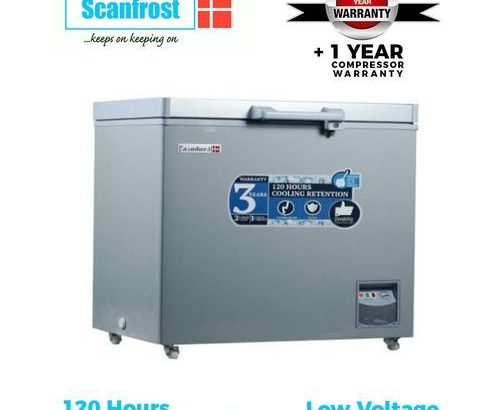Scanfrost 250-Litre Deep Freezer SFL251M Comfortline