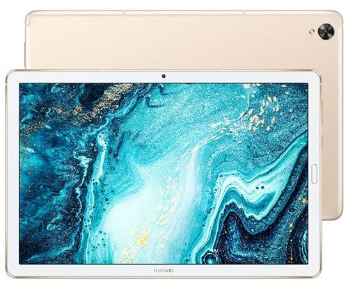 Huawei M6,10.8 Inch (4GB RAM + 64GB ROM) 4G Phablet, Android 9.0, 13.0MP + 8.0MP – GOLD