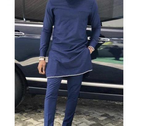 Men's Senator Wear -Blue
