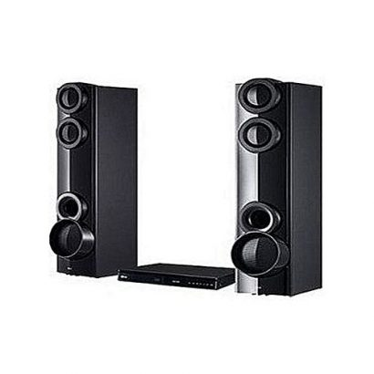 LG 600W 2.2Ch Bluetooth DVD Home Theatre System – LHD 667