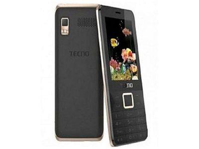 Tecno Tecno T528 – 2.8 Inch, Dual Sim, FM Radio, 2500mAh – Black