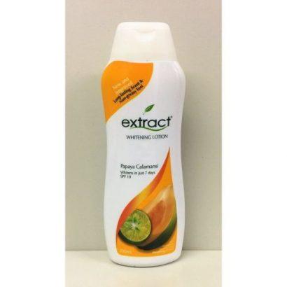 Extract Body Cream,Lightening,White And Black Skin 200ml 2pics