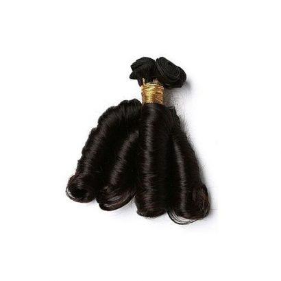 Bouncy spring curl Hair