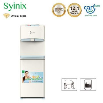 Syinix Water Dispenser With Cabinet
