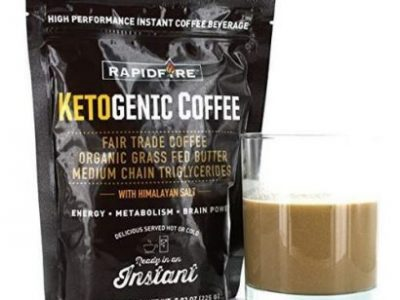 Ketogenic High Performance Instant Coffee Mix