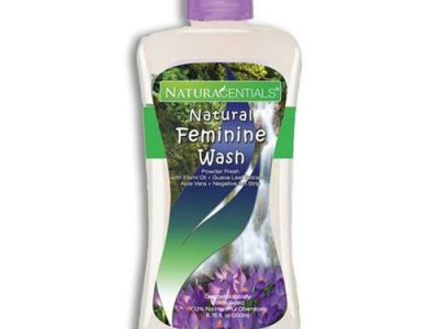 AIM GLOBAL Natural Feminine Wash