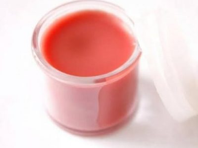 Pink Lips Permanent Wonder Cream Balm Sharp Sharp