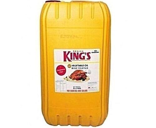 Devon King'S Devon Kings Vegetable Cooking Oil – 25 Litres