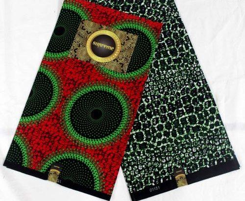 Supreme Ankara Fabric – 6 Yards