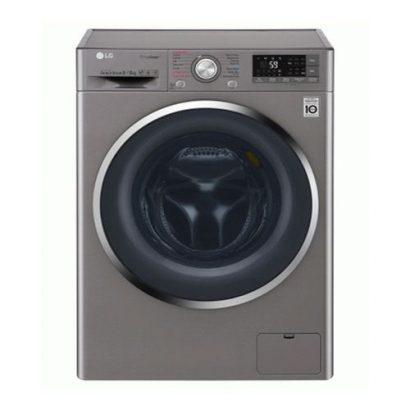 LG 2 IN1 Washing And Dryer Machine Front Loader {8kg/5kg