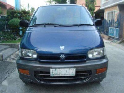 Nissan Serena 2005 Navy Blue
