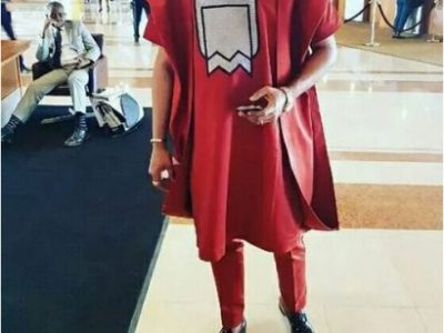Mcfit Designers Top Men's Native Agbada