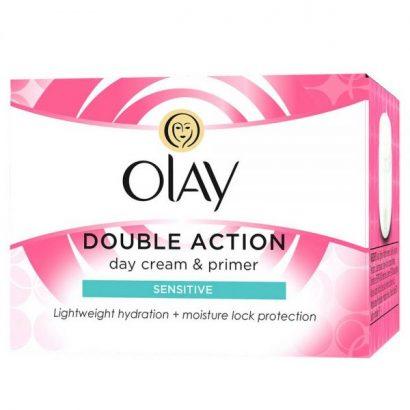 Olay Double Action Sensitive Day Cream – 50ml