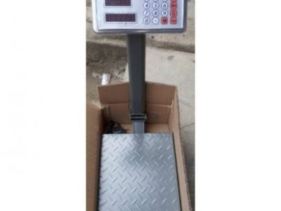 500KG DIGITAL SCALE CAMRY. DOUBLE DISPLAY. SIZE 45X60