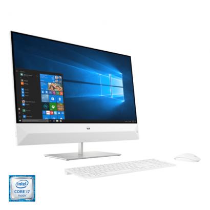 HP AIO Core i7 / 16GB RAM / 2TB HDD + 256GB SSD / 27″