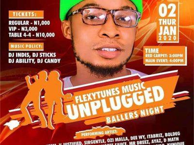 Flexytunes music unplugged