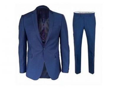 Mens Suit For Men – Blue, wine