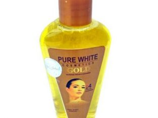 Pure White Gold Glowing Facials Cleanser