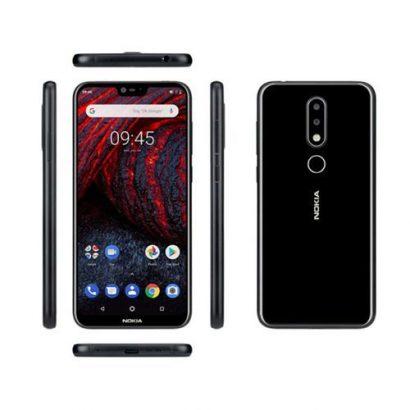 Nokia X6 (6.1 Plus) 5.8-Inch(6GB, 64GB ROM) Android 8.1, (16MP+5MP) + 16MP, Hybrid Dual SIM 4G LTE S