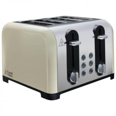 Russell Hobbs 22408 Worcester 4 Slice Toaster