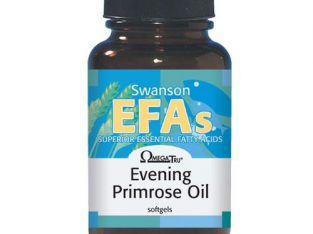 Swanson Evening Primrose Oil (OmegaTru)