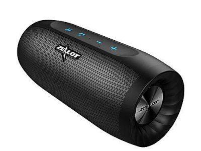 Zealot Zealot S16 Bluetooth Speaker Black