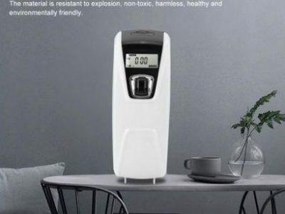 Automatic Perfume Dispenser, Wall Mounted Perfume Container Air Freshener Aerosol Fragrance Sprayer