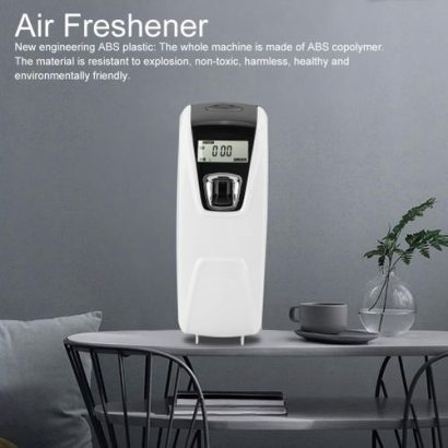 Automatic Perfume Dispenser, Wall Mounted Perfume Container Air Freshener Aerosol Fragrance Sprayer