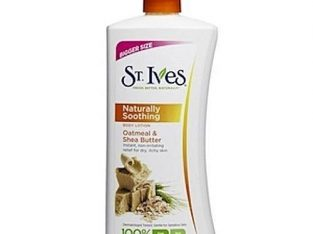 St Ives BODY LOTION ST.lves – Oatmeal & Shea Butter