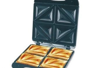 4 Slice Bread Toaster and Sandwich Maker