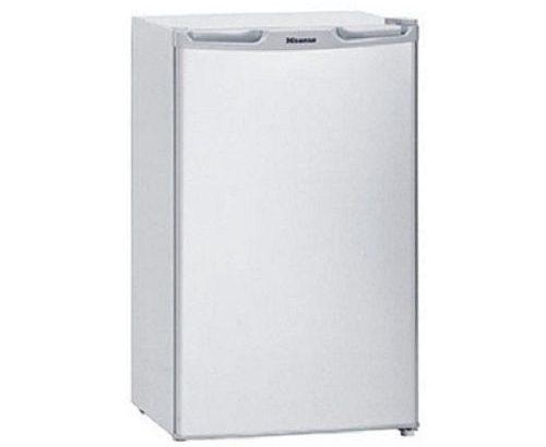 Hisense Single Door Refrigerator 100 DR – Silver