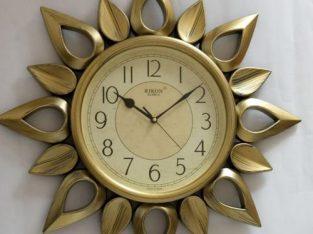 Rikon Premium Embellished Wall Clock