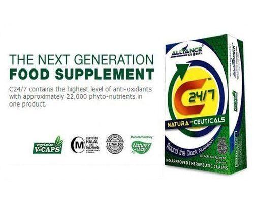 Alliance In Motion Global 3 In1 Hypertension Wellness Pack: Vida Maxx, Choleduz, C247
