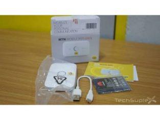 Mtn Universal 4G Portable Mobile Screen Wifi / Mifi (unlock Mtn Modem) LCD (mtn, Glo, Airtel, Etisal