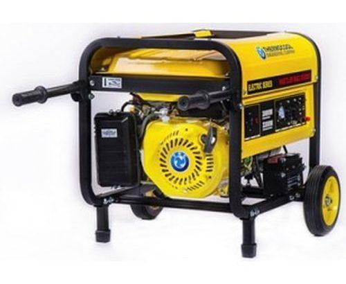 Haier Thermocool TEC Gas Generator – 3.3kW/3.6kW / 3.75kVA- Hustler Max 3800Es (fuel-less)