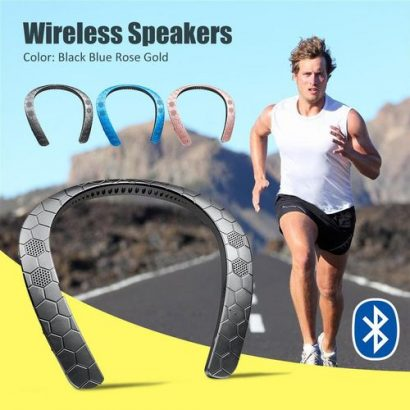 Neck Hanging Speaker Portable Bluetooth 5.0 Running Speakers