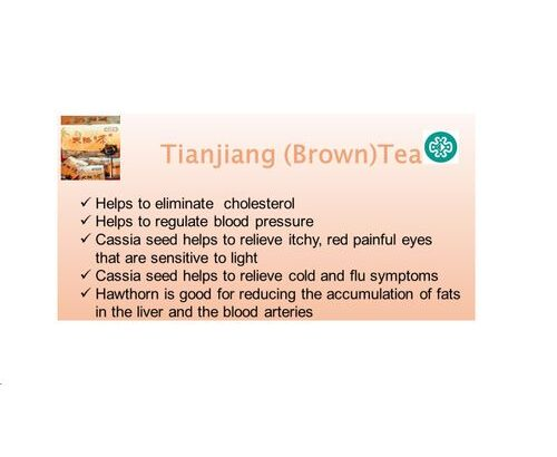 Longrich Green Tea – Longrich Slimming Tea – Blood Fat Reducing Tea