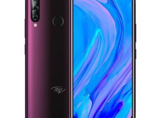 Itel Itel S15 Pro 6.1″ HD+, 16MP AI Selfie Camera, 2GB RAM + 32GB ROM, Android 9 & Fingerprint, 3000