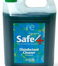 Safe4 Disinfectant Promo Pack- Dogs
