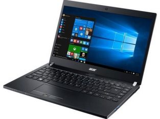 Acer TravelMate Ultrabook Intel Core I5 8GB Ram 256 GB SSD 14″ Windows 7 Professional/Windows 10 Pro