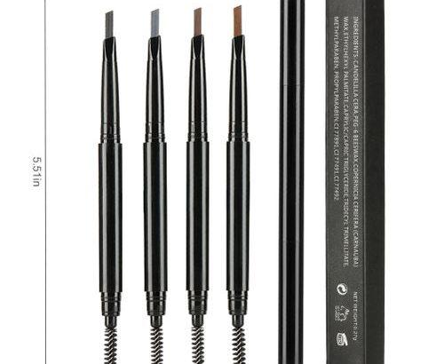 Zikel 2in1 Rollable Eyebrow Pencil And Definer