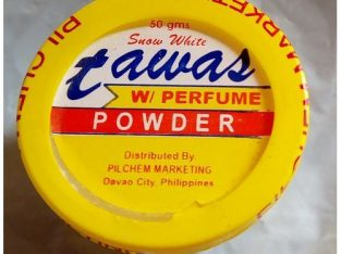 Tawas Snow White Powder