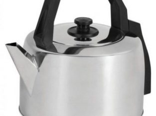 Swan SWK235 Catering Kettle – Stainless Steel