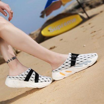 Men's Half Shoe Sandals